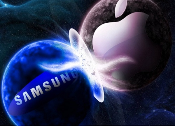 samsun vs apple Apple's iphone 6s could learn a thing or two from the samsung galaxy s7.
